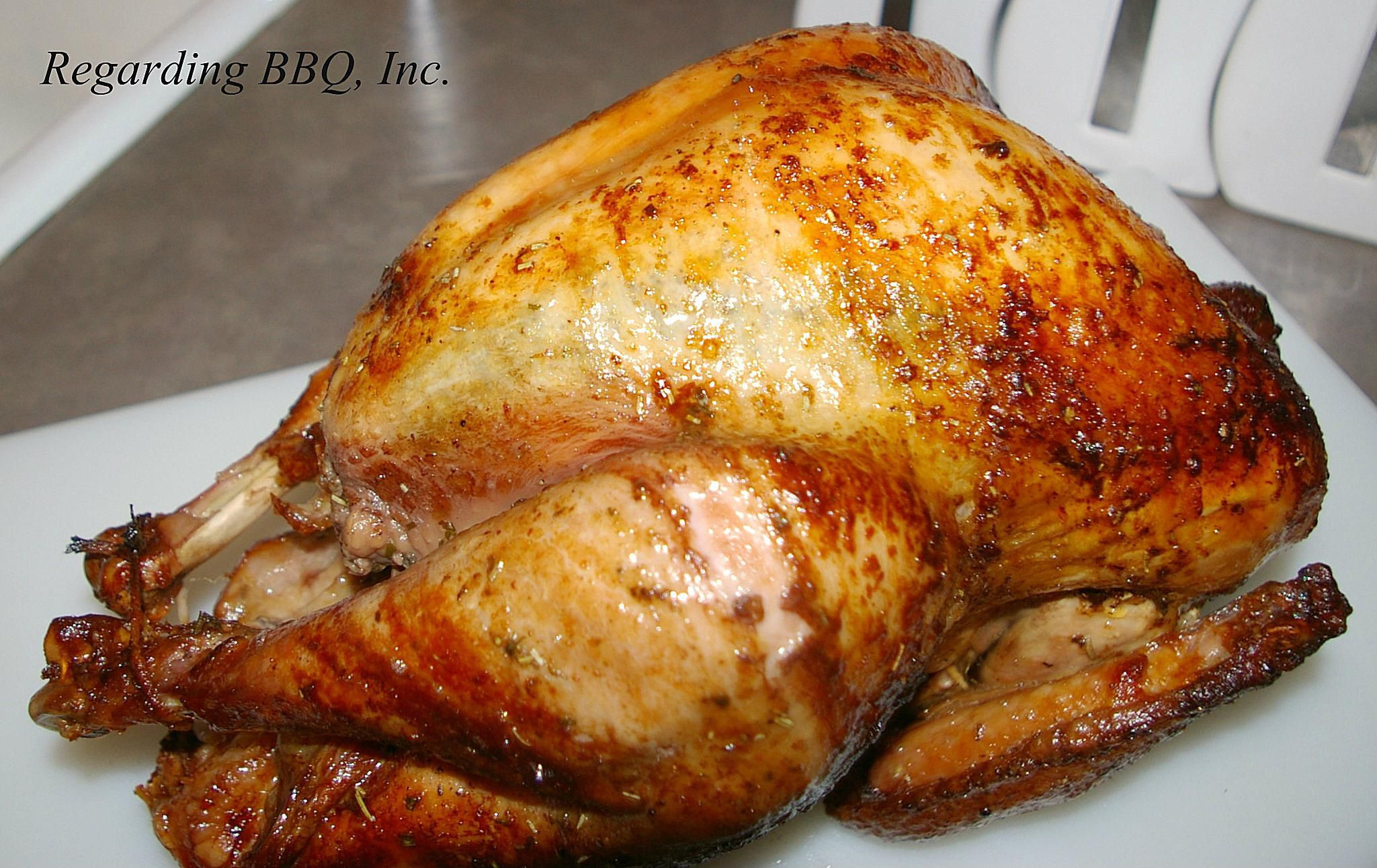 Marinated Turkey Recipe Thanksgiving  Smoked Turkey Marinade Recipe