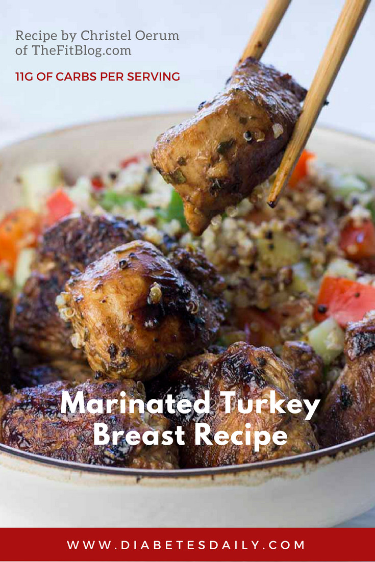 Marinating Thanksgiving Turkey  Marinated Turkey Breast
