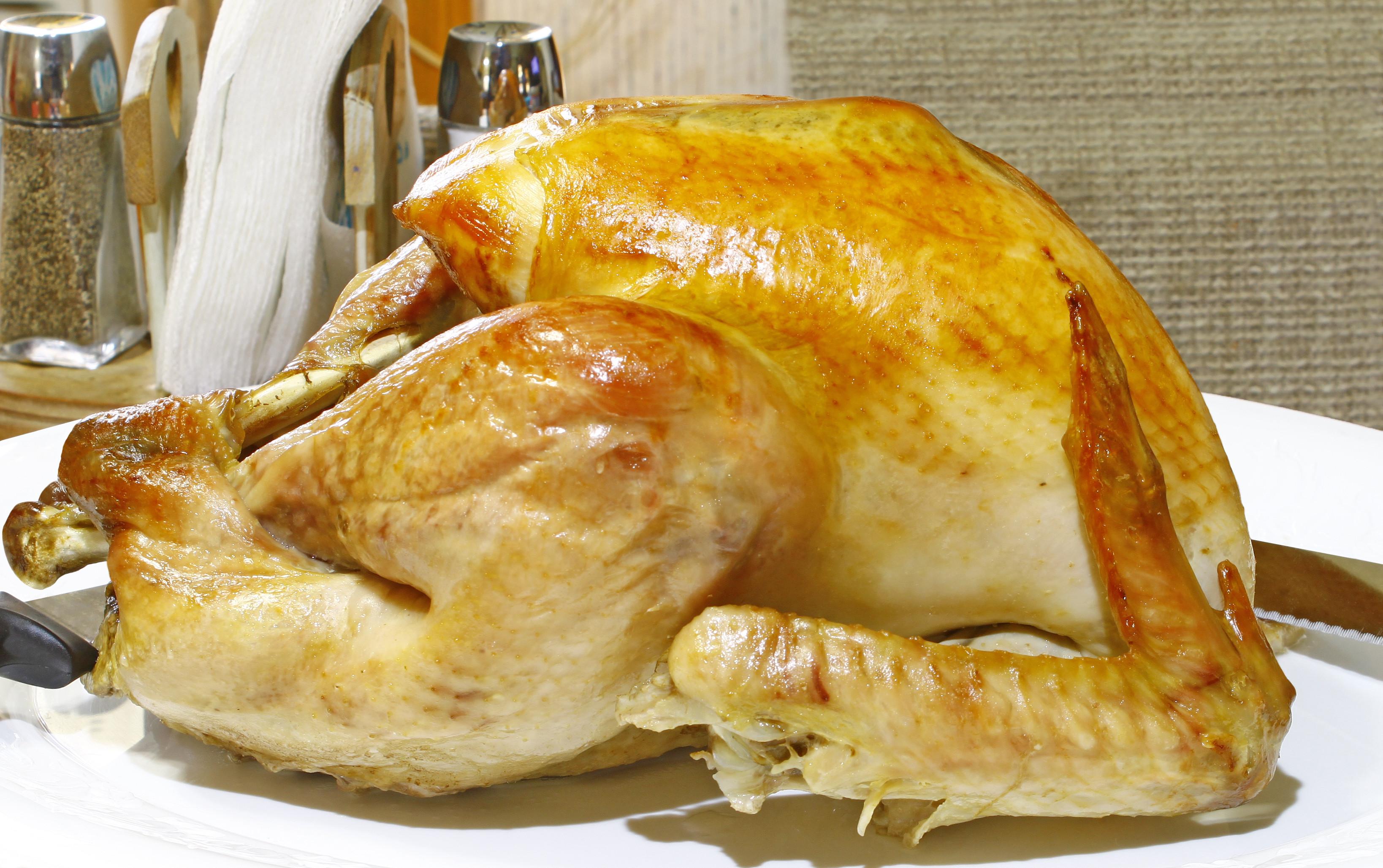 Marinating Thanksgiving Turkey  Thanksgiving Turkey Marinade BigOven