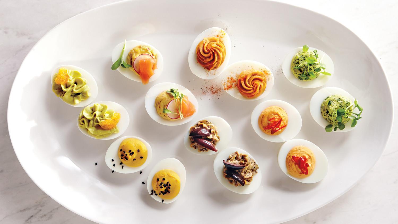 Martha Stewart Halloween Deviled Eggs  Deviled Eggs Our Definitive Recipes