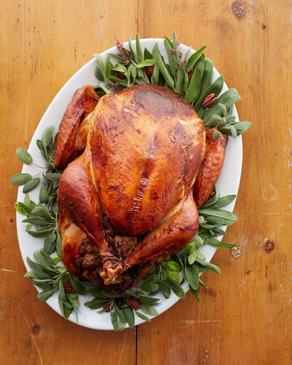 Martha Stewart Thanksgiving Turkey  Martha Stewart s Cooking School Turkey Episode