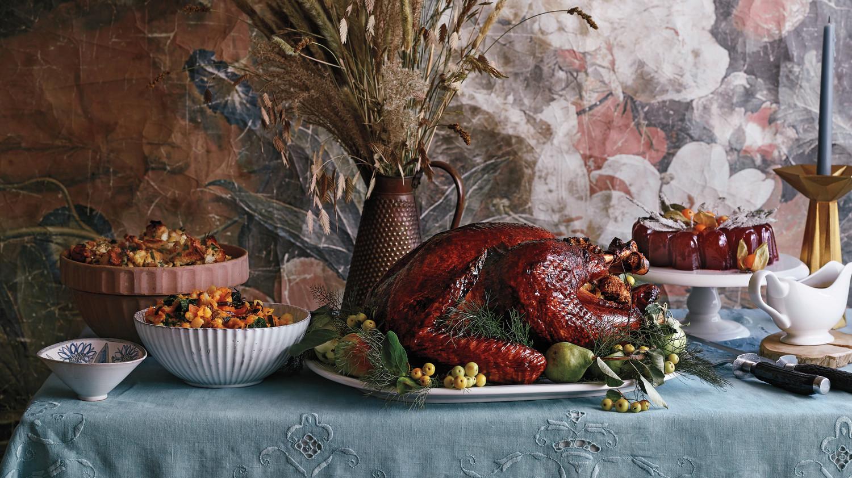 Martha Stewart Thanksgiving Turkey  Thanksgiving