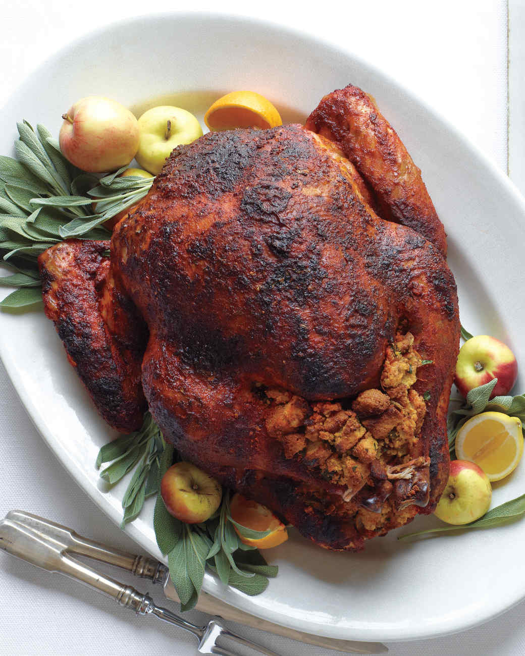 Martha Stewart Thanksgiving Turkey  Christmas Turkey Recipes