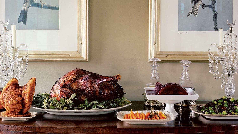 Martha Stewart Thanksgiving Turkey  Martha s Thanksgiving at Bedford Recipes