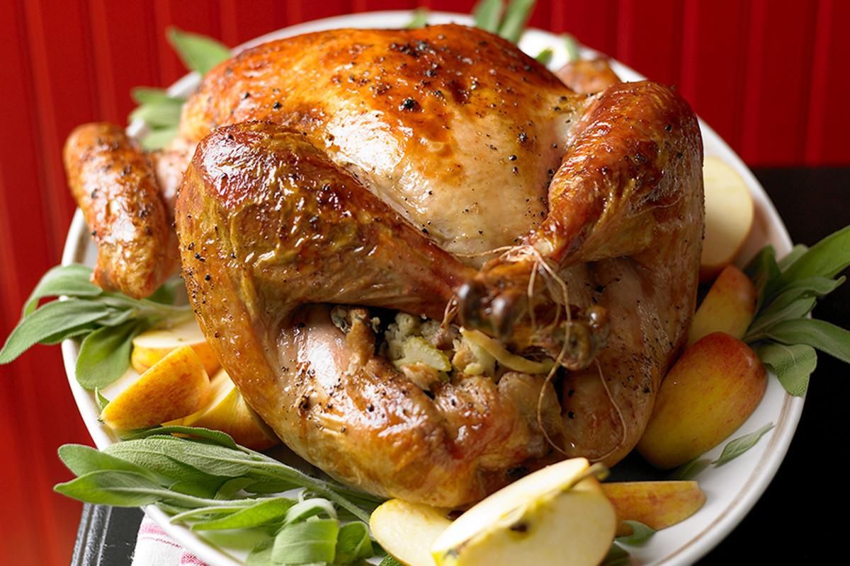 Martha Stewart Thanksgiving Turkey  Martha Stewart's recipe for the perfect Thanksgiving turkey
