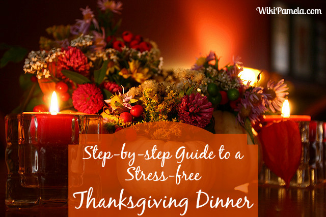 Martins Thanksgiving Dinners  Step by step Guide to a Stress free Thanksgiving Dinner