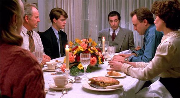 Martins Thanksgiving Dinners  The 15 Best Dinner Scenes in Movie History Taste of