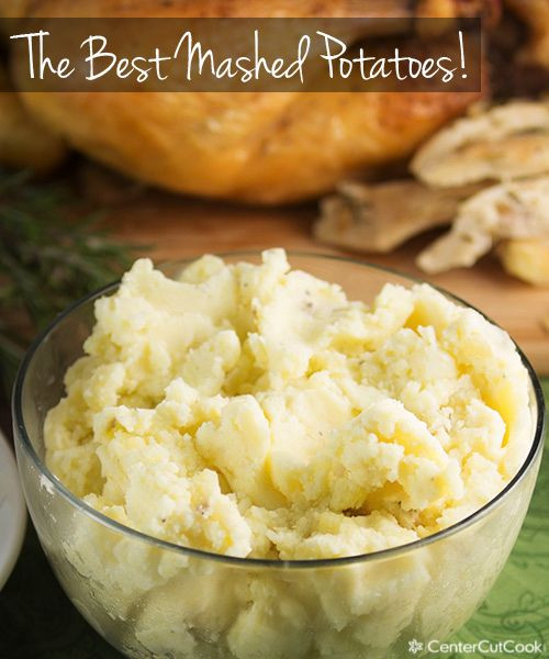 Mashed Potatoes For Thanksgiving  The Best Mashed Potatoes Recipe