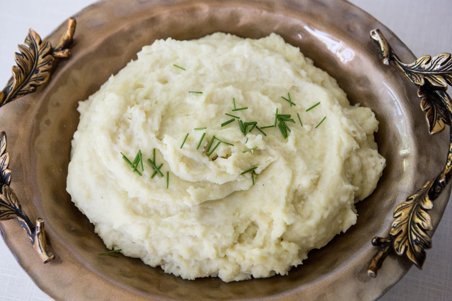Mashed Potatoes For Thanksgiving  These mashed potatoes are so good they'll be the star of