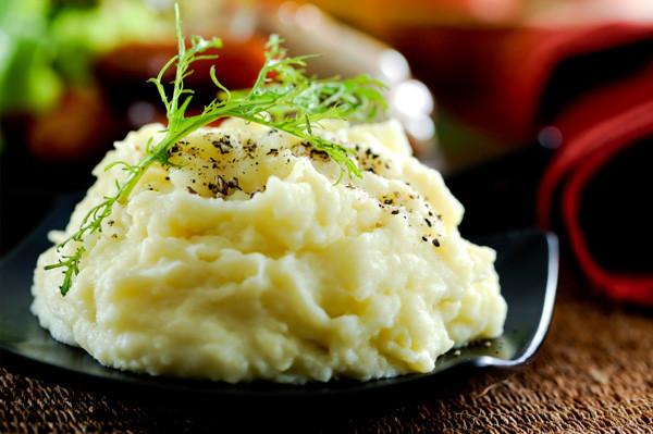 Mashed Potatoes Recipe Thanksgiving  Gourmet mashed potatoes for Thanksgiving