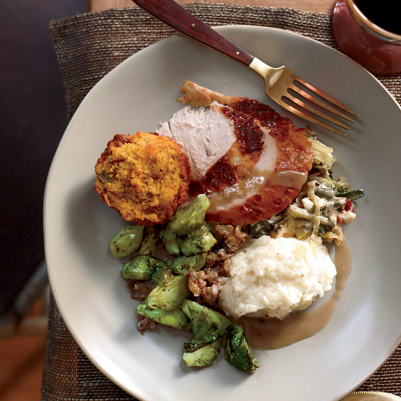 Mashed Potatoes Thanksgiving  Brown Butter Mashed Potatoes Recipe Michael Symon