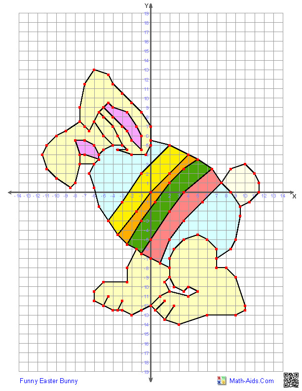 Math Aids Com Thanksgiving Turkey  Graphing Worksheets