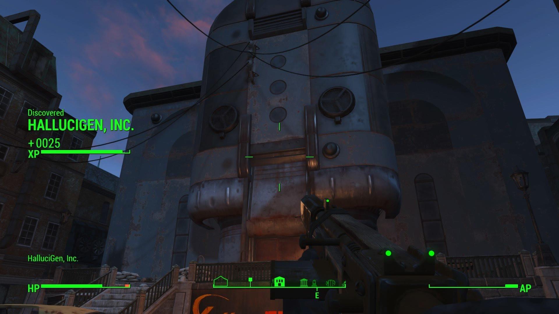 Mean Pastries Fallout 4  HalluciGen Inc