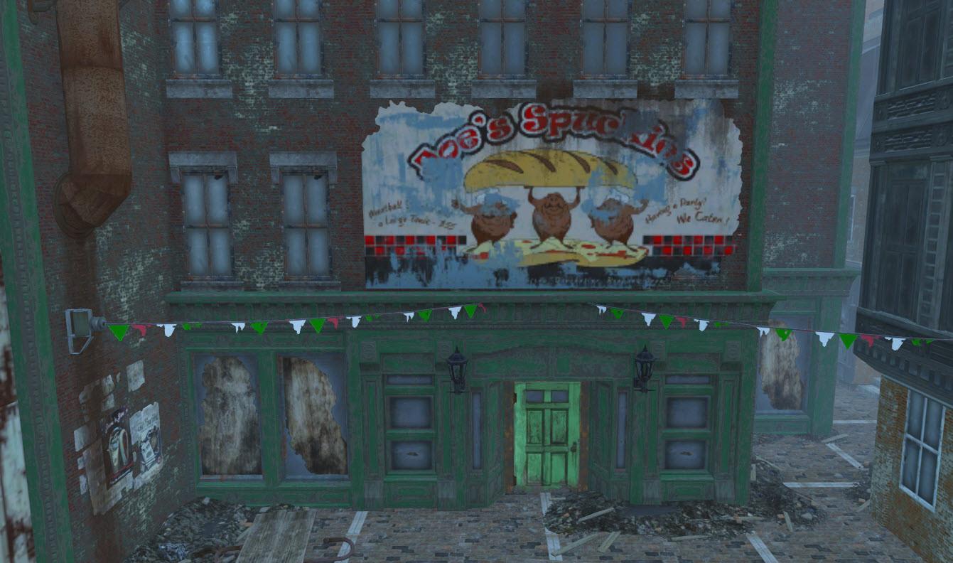 Mean Pastries Fallout 4  Mean Pastries Fallout Wiki