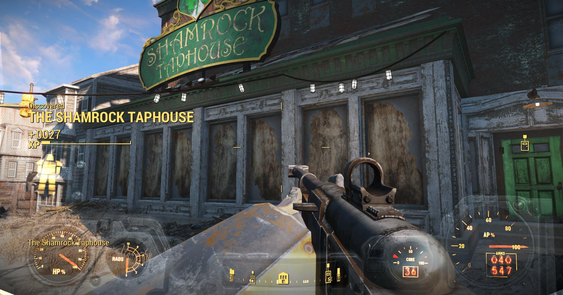 Mean Pastries Fallout 4  The Shamrock Taphouse