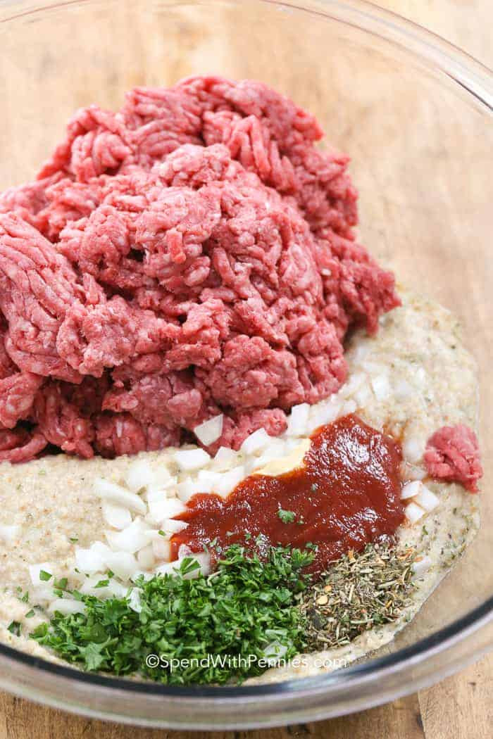 Meatloaf Falls Apart  The Best Meatloaf Recipe Spend With Pennies