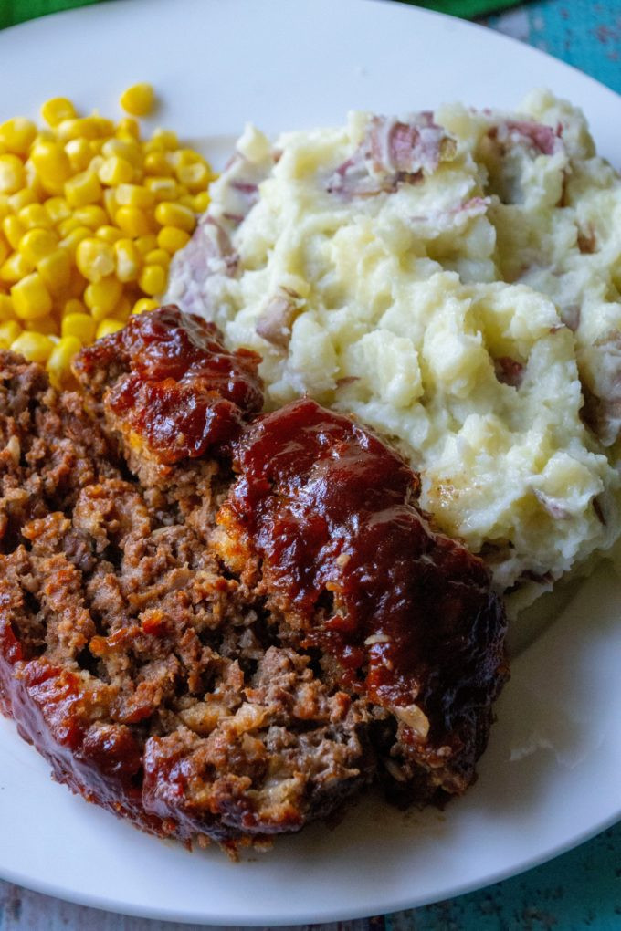 Meatloaf Falls Apart  Better Than Your Momma s Classic Meatloaf