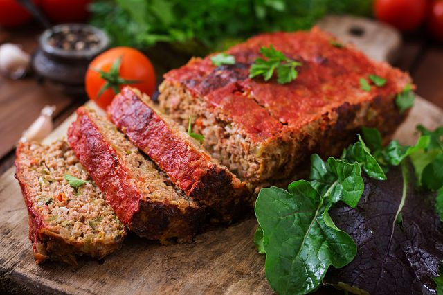 Meatloaf Falls Apart  How to Keep Meatloaf From Falling Apart