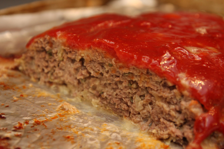 Meatloaf Falls Apart  The Best Meatloaf