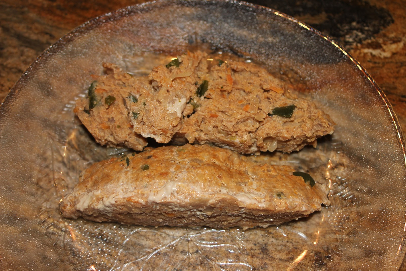 Meatloaf Falls Apart  The Grub Files Cooking with Camissonia Turkey Meatloaf