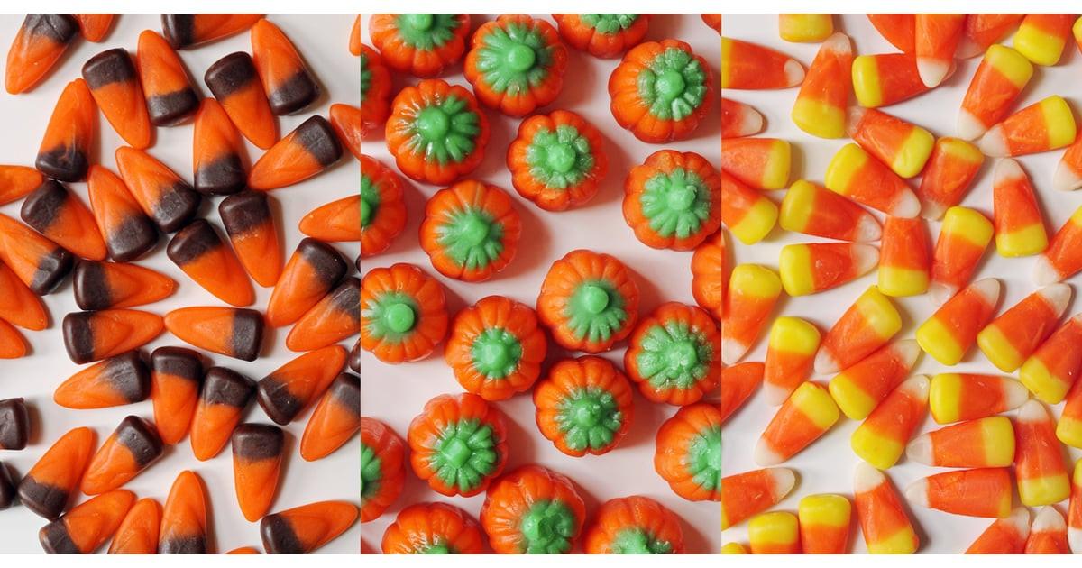 Mellowcreme Christmas Candy  Candy Corn vs Mellowcreme Pumpkins