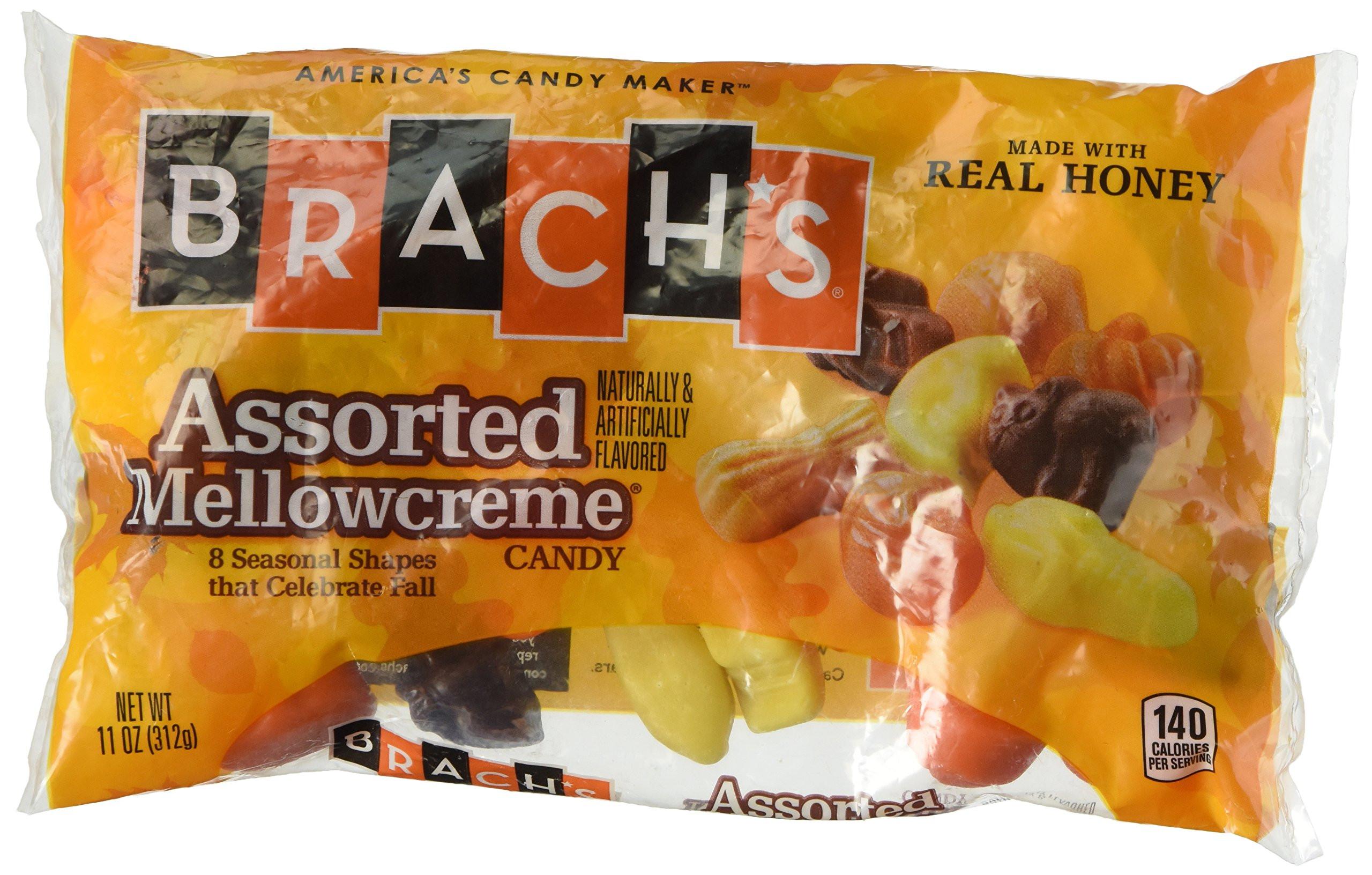 Mellowcreme Christmas Candy  Amazon Brach s Mellowcreme Pumpkins 11oz Bag