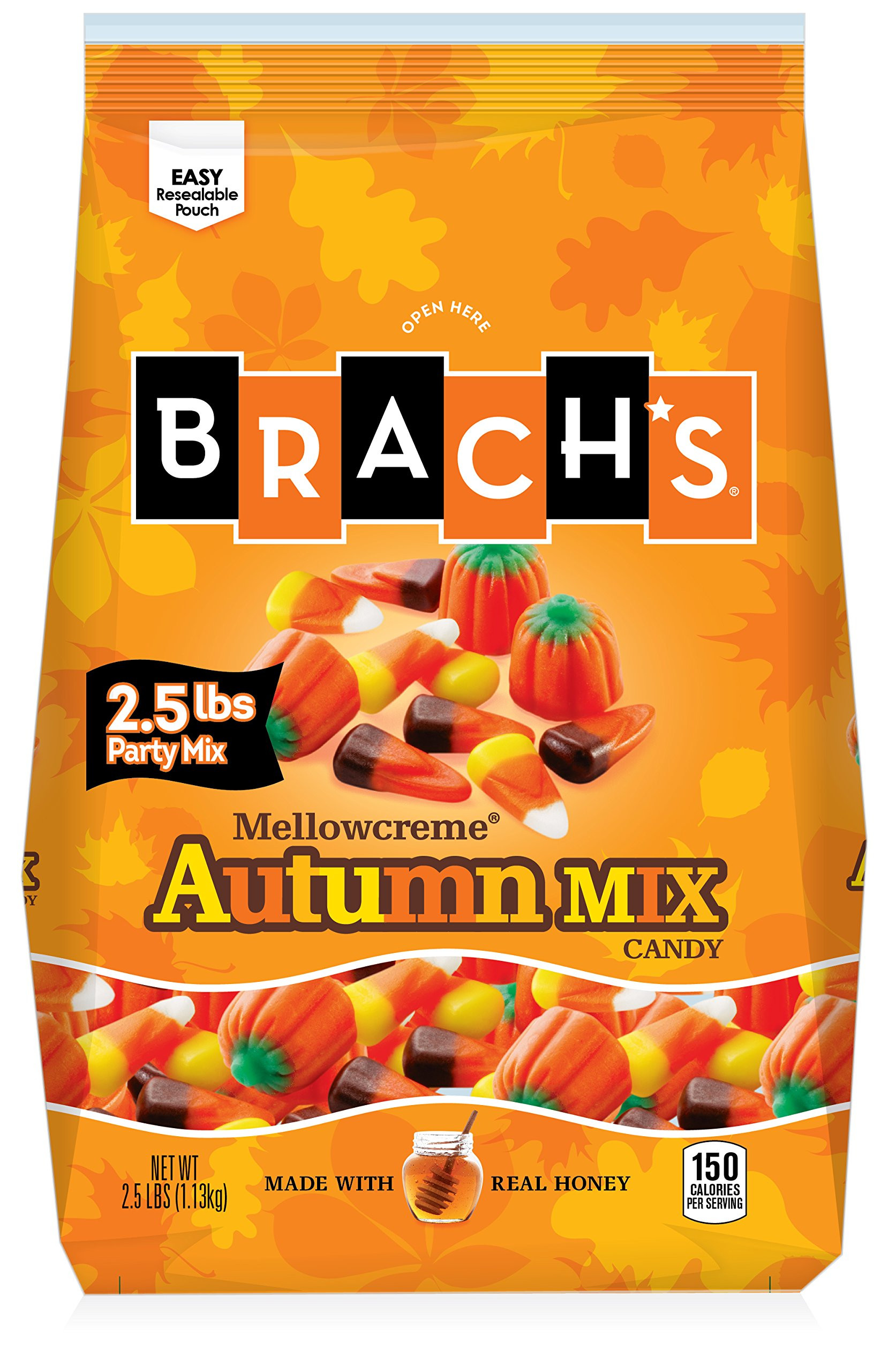 Mellowcreme Christmas Candy  Amazon Brach s Candy Corn and Autumn Mix Duo 2