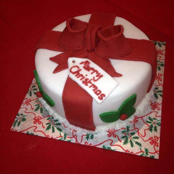 Merry Christmas Cakes  Merry Christmas Cake Local Lancashire