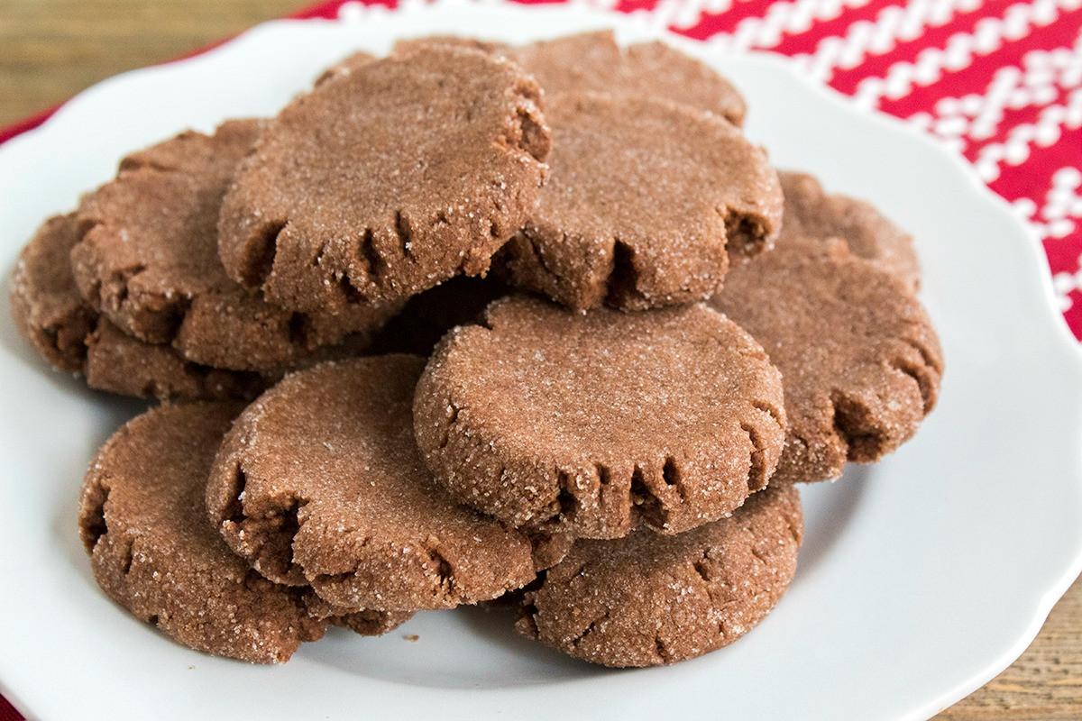 Mexican Christmas Bread  Mexican Hot Chocolate Cookies • Bread Booze Bacon