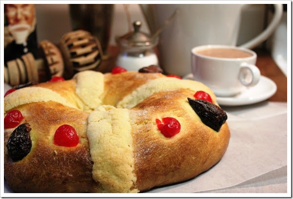 Mexican Christmas Bread  Mexico in My Kitchen Three Kings Bread Recipe Receta de