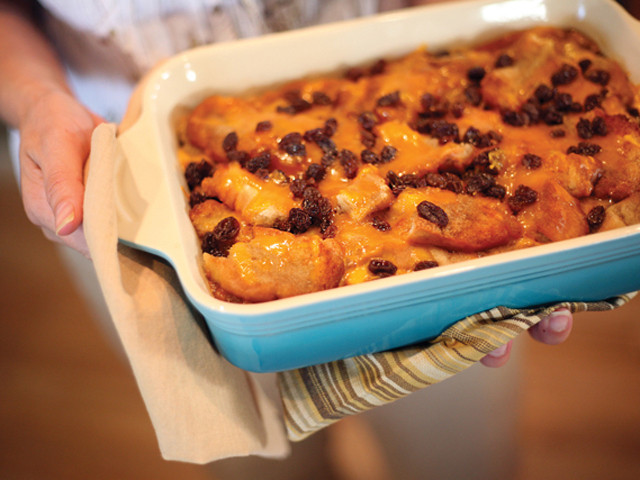 Mexican Christmas Bread  Holiday Recipes Mexican bread pudding
