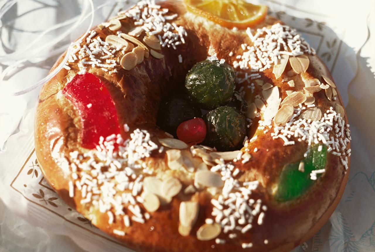 Mexican Christmas Bread  Rosca de Reyes Christmas Bread Recipe