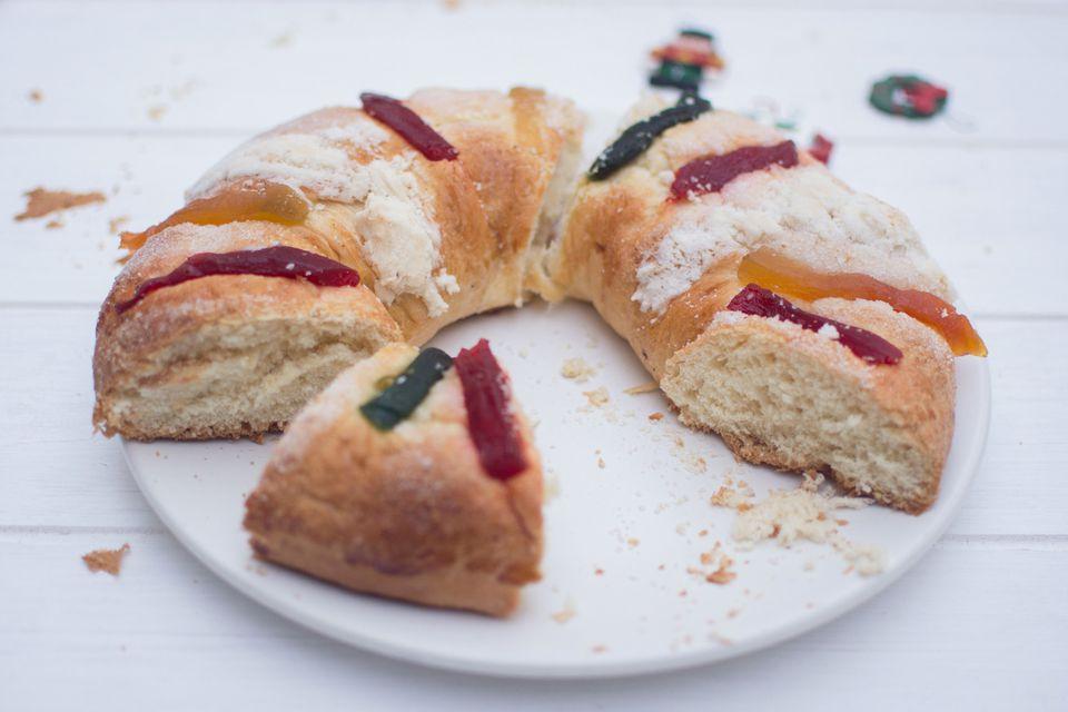 Mexican Christmas Bread  Rosca de Reyes Mexican King s Day Bread