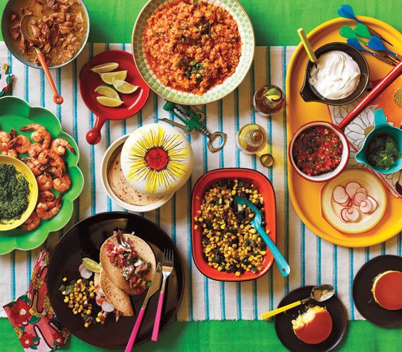 Mexican Christmas Dinners  55 best images about Mexican themed Christmas party on