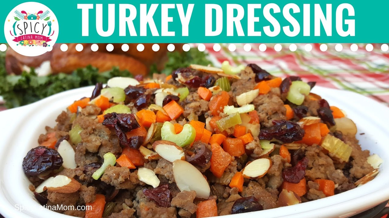 Mexican Thanksgiving Recipes  Mexican Turkey Stuffing Recipe
