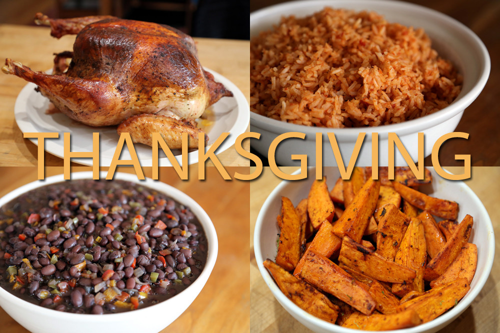 Mexican Thanksgiving Recipes  Want Something Different Serves Up a Mexican Style