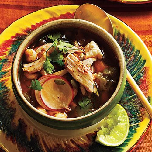 Mexican Thanksgiving Recipes  Mexican Turkey Stew from Leftover Turkey Thanksgiving
