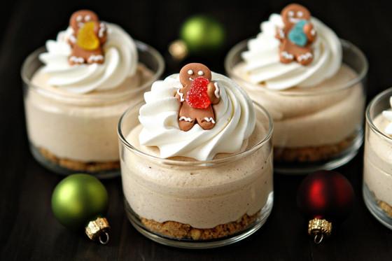 Mini Christmas Desserts  Mini Christmas Desserts Holiday Dessert Recipes