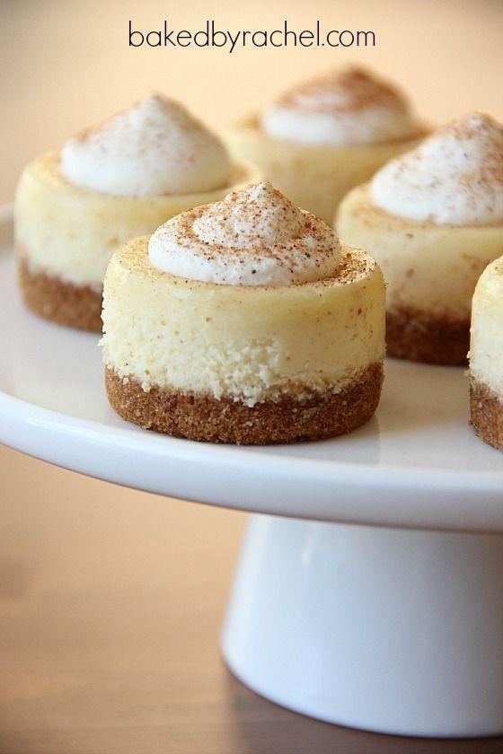 Mini Christmas Desserts  Christmas Desserts