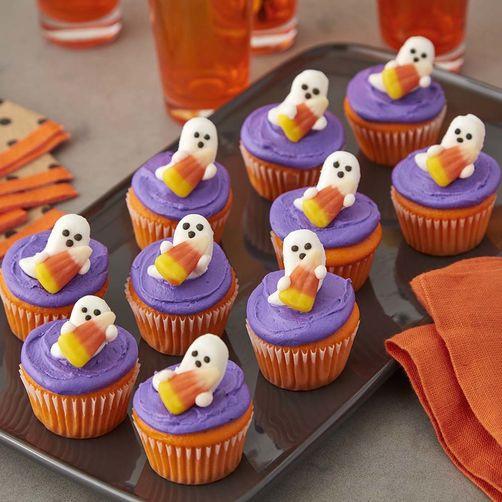 Mini Halloween Cupcakes  8 New Halloween Treats