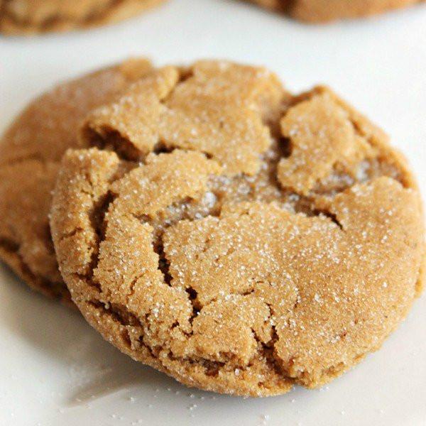 Molasses Christmas Cookies  12 Days of Christmas Recipe Contest Winner Molasses