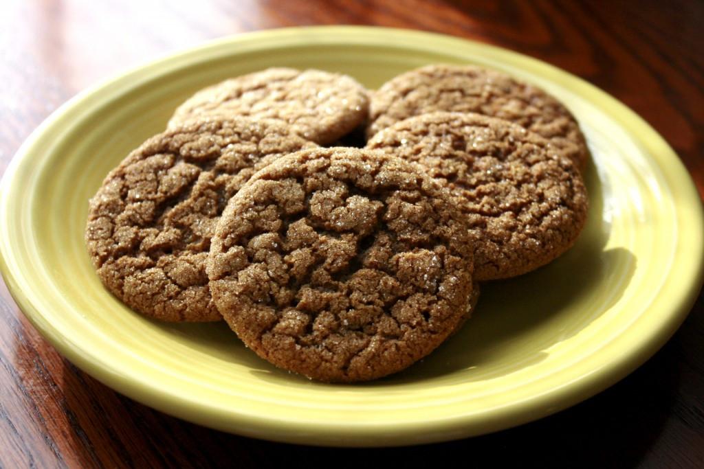 Molasses Christmas Cookies  Christmas Cookie Favorites