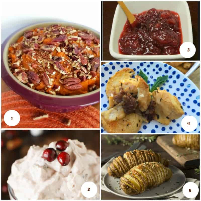 New Thanksgiving Side Dishes  25 Yummy New Thanksgiving Side Dishes to Try This Year
