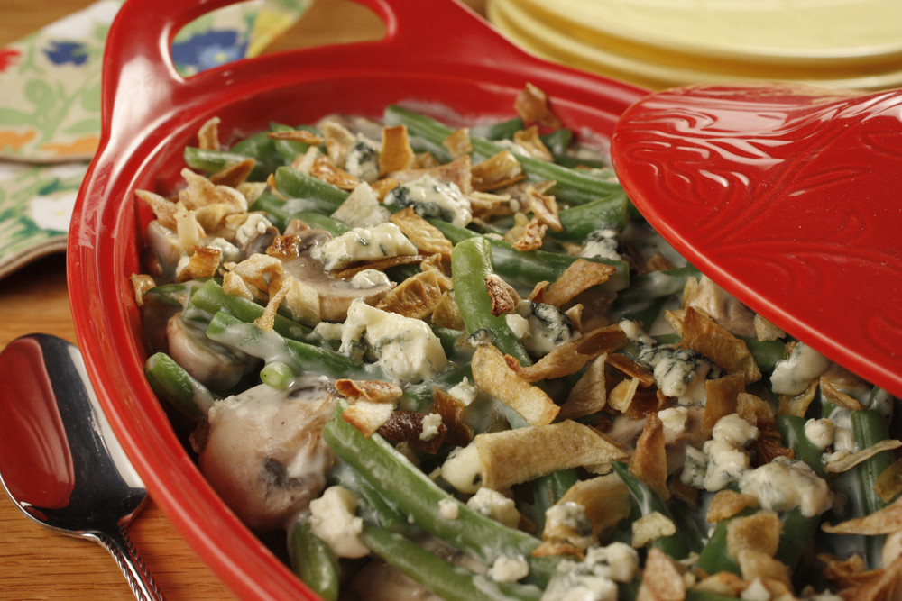 New Thanksgiving Side Dishes  New Green Bean Casserole