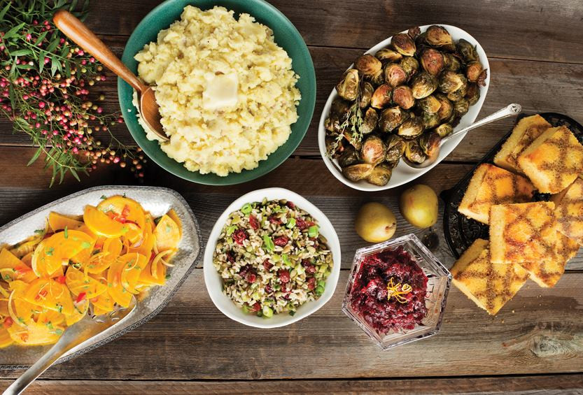 New Thanksgiving Side Dishes  Thanksgiving options from organic New Leaf munity