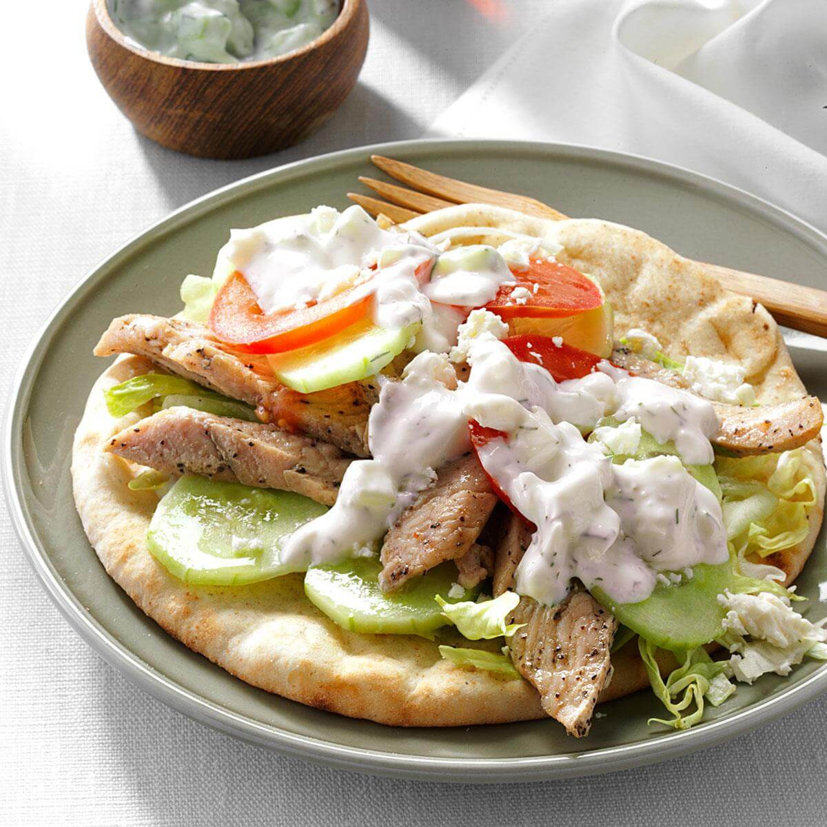 Nick'S Gyros Sioux Falls  Turkey Gyros Recipe