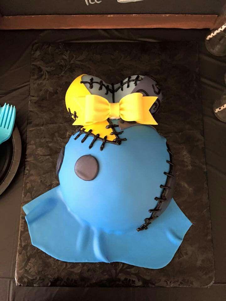 Nightmare Before Christmas Baby Shower Cakes  Sally nightmare before christmas cake