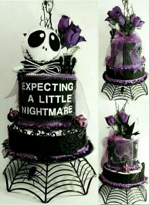 Nightmare Before Christmas Baby Shower Cakes  Best 25 Christmas Baby Shower ideas on Pinterest
