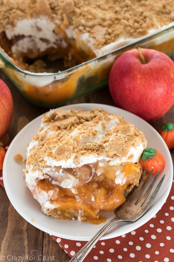 No Bake Fall Desserts  11 Easy No Bake Fall Desserts That Kids Can Make Themselves