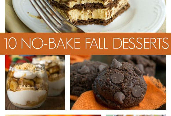 No Bake Fall Desserts  Party Food Archives Pretty My Party